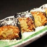 韓国発ピリ辛チーズキンパ