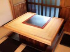 鉄板付き個室