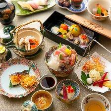 伝統の技を受け継ぐ京料理を楽しむ宴