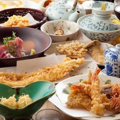 天ぷら 新宿つな八 パルコヤ上野店 こだわりの画像