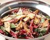 豆腐の干鍋