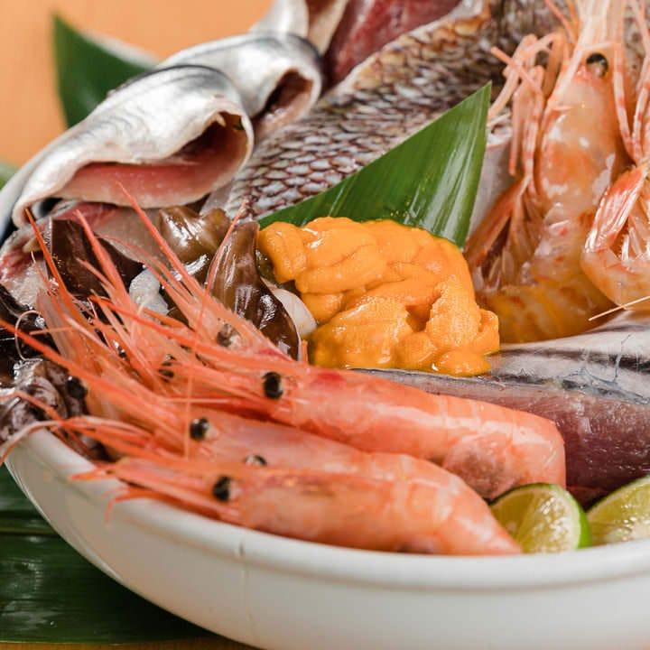 鮮度が命!舌で跳ねるような新鮮お鮨の味わいをご堪能あれ!