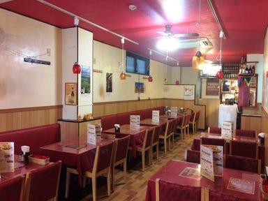 インドカレー&アジアン料理 FULBARI(フルバリ)亀戸店  店内の画像