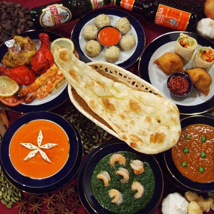 本格インドネパール料理でカレー宴会
