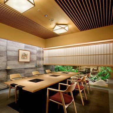 しゃぶしゃぶ・日本料理 木曽路 瓦町店 店内の画像
