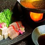 魚・肉・野菜、季節の旬な味わいをお楽しみ下さい