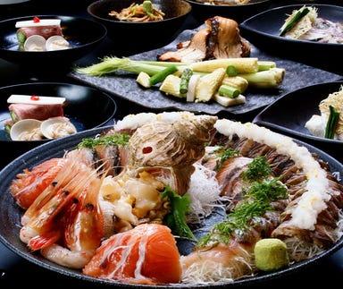 魚吉 南三条店 コースの画像