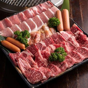 スタミナ特選焼肉プラチナ宴会コース