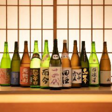 奈良の地酒など、和食に合う日本酒