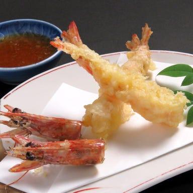 天ぷらレストラン 楽楽亭  こだわりの画像