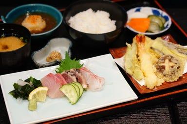 天ぷらレストラン 楽楽亭  コースの画像