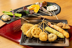 山形蕎麦と串揚げのお店 焔蔵 ATALATA店