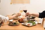 エキニシで韓国料理といえばマシッタ!女子会にもおすすめ!