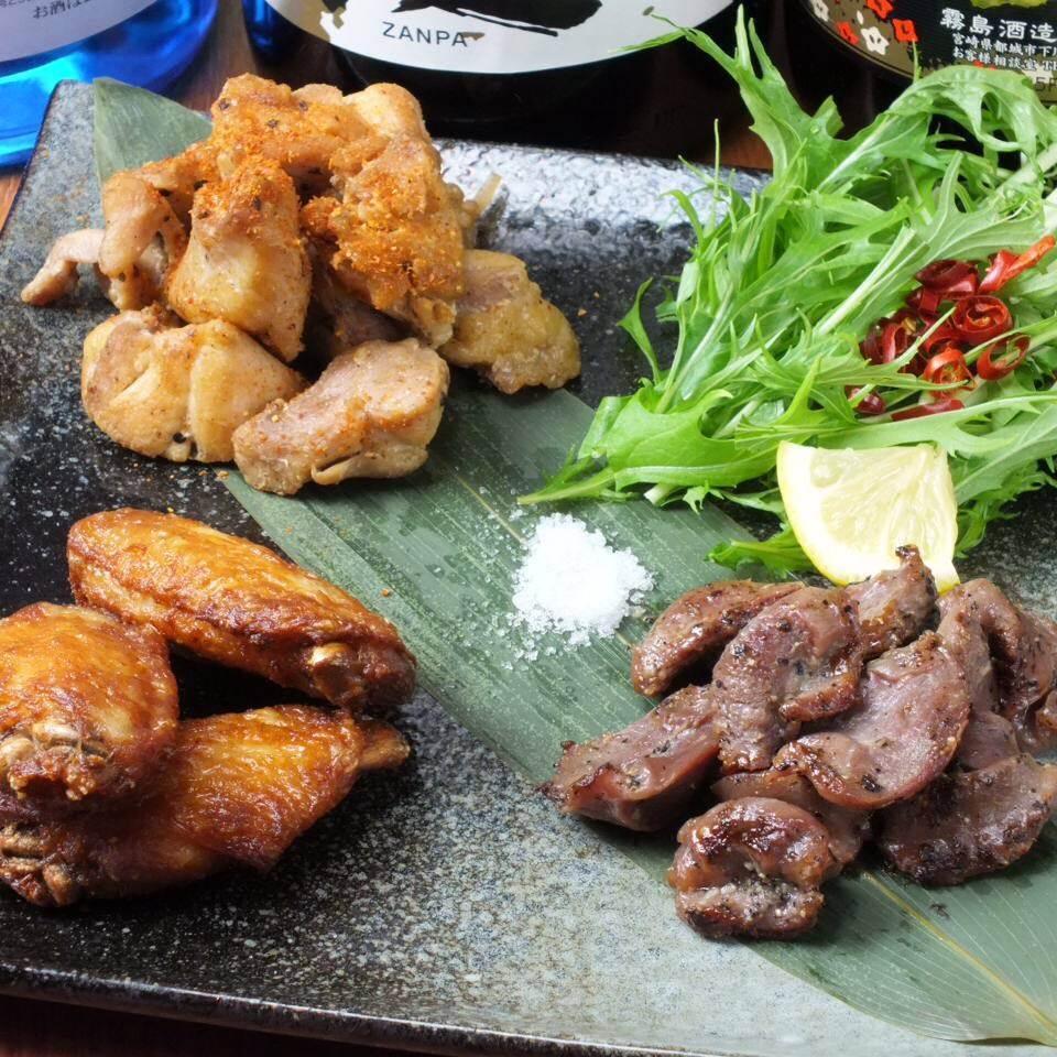 全国各地、産地直送の地鶏逸品料理