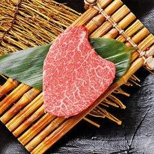 神戸牛をはじめ最高級素材の極上焼肉
