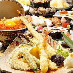 寿司と天ぷら ニューツルマツ