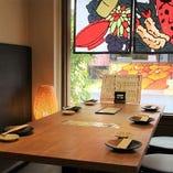 【テーブル席】<日本橋駅4番出口3分>会社宴会・飲み会等の幅広いシーンに