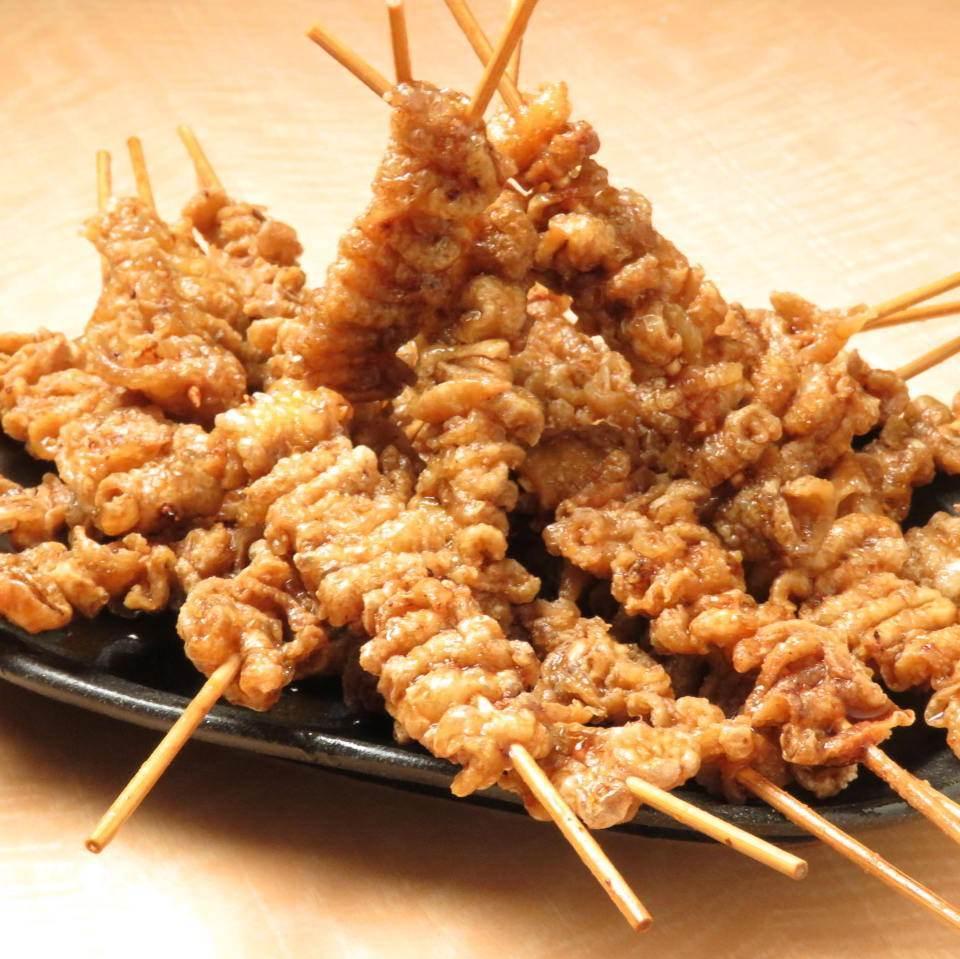 ご家庭でも名物「秘伝かわ串」がご賞味いただけます!