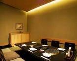 予約専用の完全個室。席料あり 御接待には最適です。