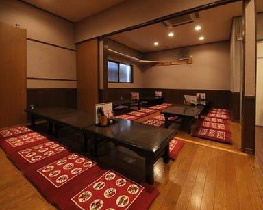 個室と海鮮 居酒屋 天国  店内の画像