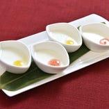 ■杏仁豆腐