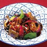 オリエンタル'酢豚'マレー風タマリンドベリーソース