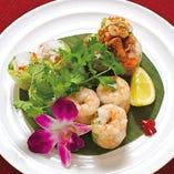 ランチ限定♪選べるアジアン麺飯セット