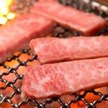◇松阪牛焼肉◇ 口の中でとろける脂がやみつきになりますよ