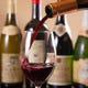 赤・白・スパークリングなど全8種類以上がグラスが飲めます♪