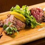 新潟・村上牛の絶品ステーキ