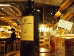 ワインの酒場 ディプント 武蔵小杉店