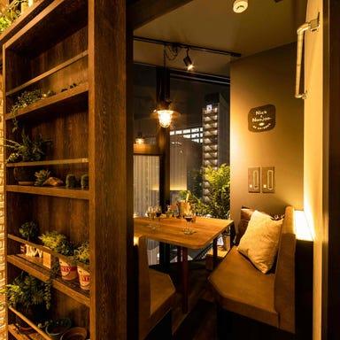 個室 Nick&Noojoo 新橋本店 店内の画像