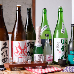 日本酒飲み放題バル 巡りや 四ッ谷店