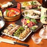 信州食材を、ふんだんに使った料理を提供!