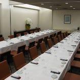ご宴会は小田急百貨店バンケットルームで。