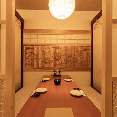 全席個室 居酒屋 鶏くる 西鉄久留米駅前店 店内の画像