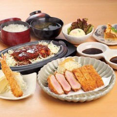 矢場とん名古屋駅名鉄店  コースの画像