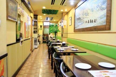 アジアン料理 ニューナマステヒマール 越中島店  店内の画像
