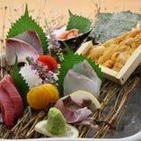 厳選されたじょうしつな食材を使用。コースは8,000円~ご用意。