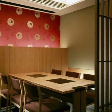博多料理と野菜巻き 個室居酒屋 なまいき 上野店 店内の画像