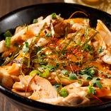 薩摩地鶏のひつまぶし風ご飯
