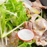 鹿児島黒豚のしゃぶしゃぶサラダ