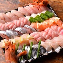 極上握り寿司