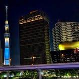 【絶景クルージング】 東京の名所を巡る贅沢なひとときを是非