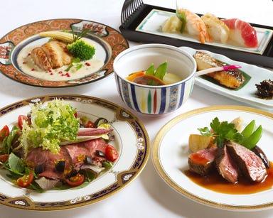 東京グランドホテル レストラン パンセ  こだわりの画像