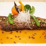 (昼夕食)アンガス牛サーロイン