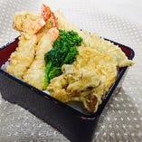 (昼夕食)天丼