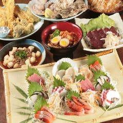 厳選和酒と季節食材 源八 横浜仲町台