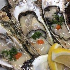 三陸産殻付き牡蠣