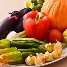 八百屋さんも認める新鮮&旬野菜